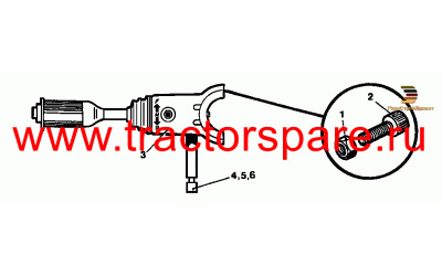 STEERING COLUMN SWITCH GROUP