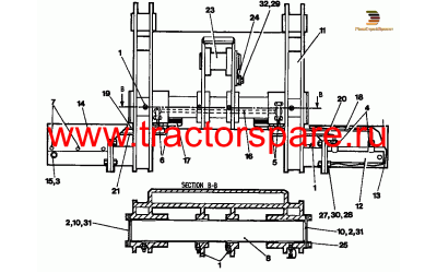 HYDRAULIC QUICK HITCH GROUP