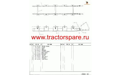 GUARD GP-TRACK ROLLER,TRACK ROLLER,TRACK ROLLER GUARD