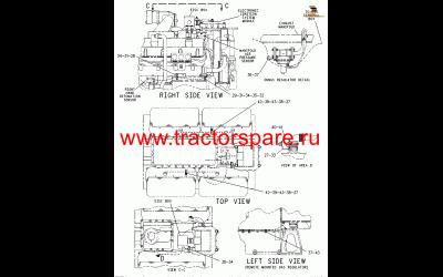FASTENER GP-ENGINE WIRING,FASTENER GP-WIRING HARNESS