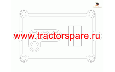 CONTROL GP-ENGINE ELECTRONIC