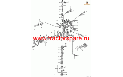 PUMP AS-FUEL INJECTION
